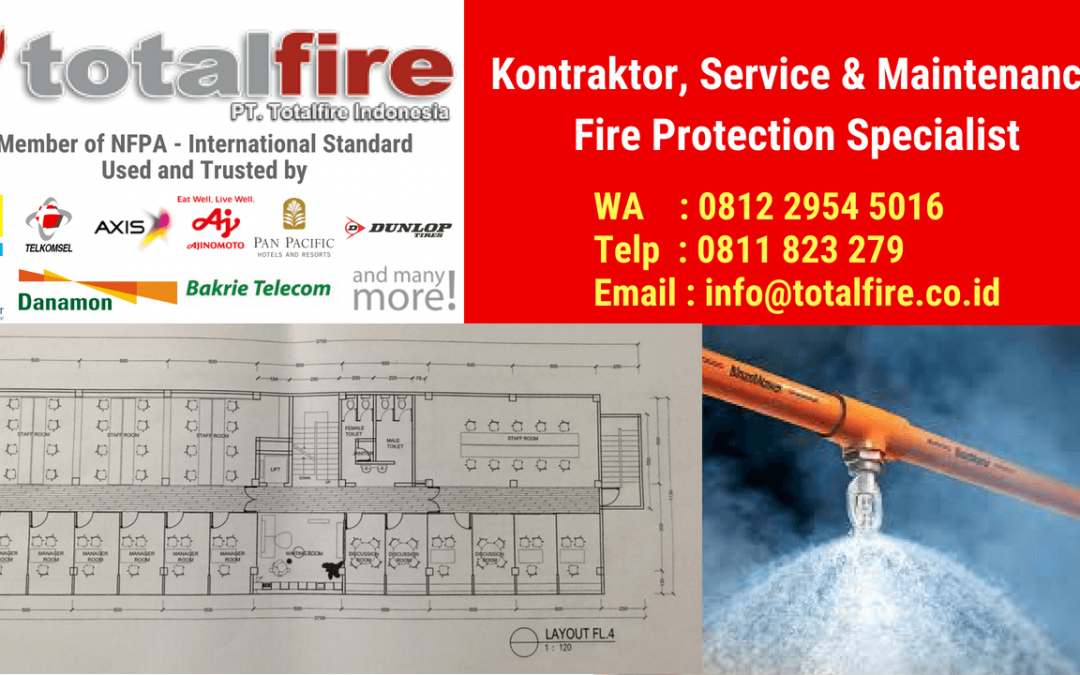 Jual Fire Hydrant Buat Mencegah Kebakaran