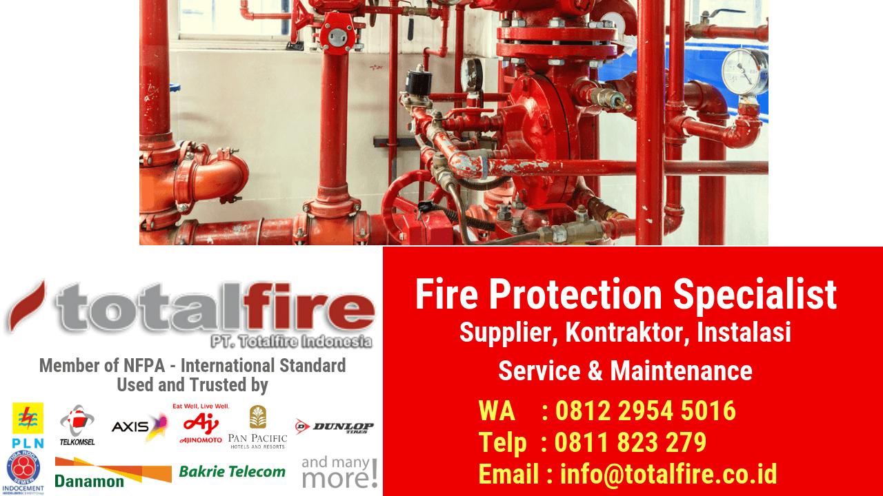 kontraktor fire protection konsultan epc
