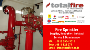 jasa EPC (Engineering, Procurement, and Construction) Fire Protection