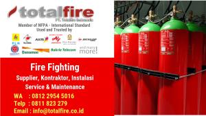 kontraktor konsultan fire fighting di indonesia spesialis pabrik