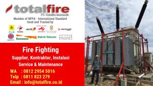 biaya sistem pencegah kebakaran fire fighting di indonesia