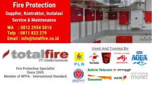 konsultan fire protection pemadam kebakaran