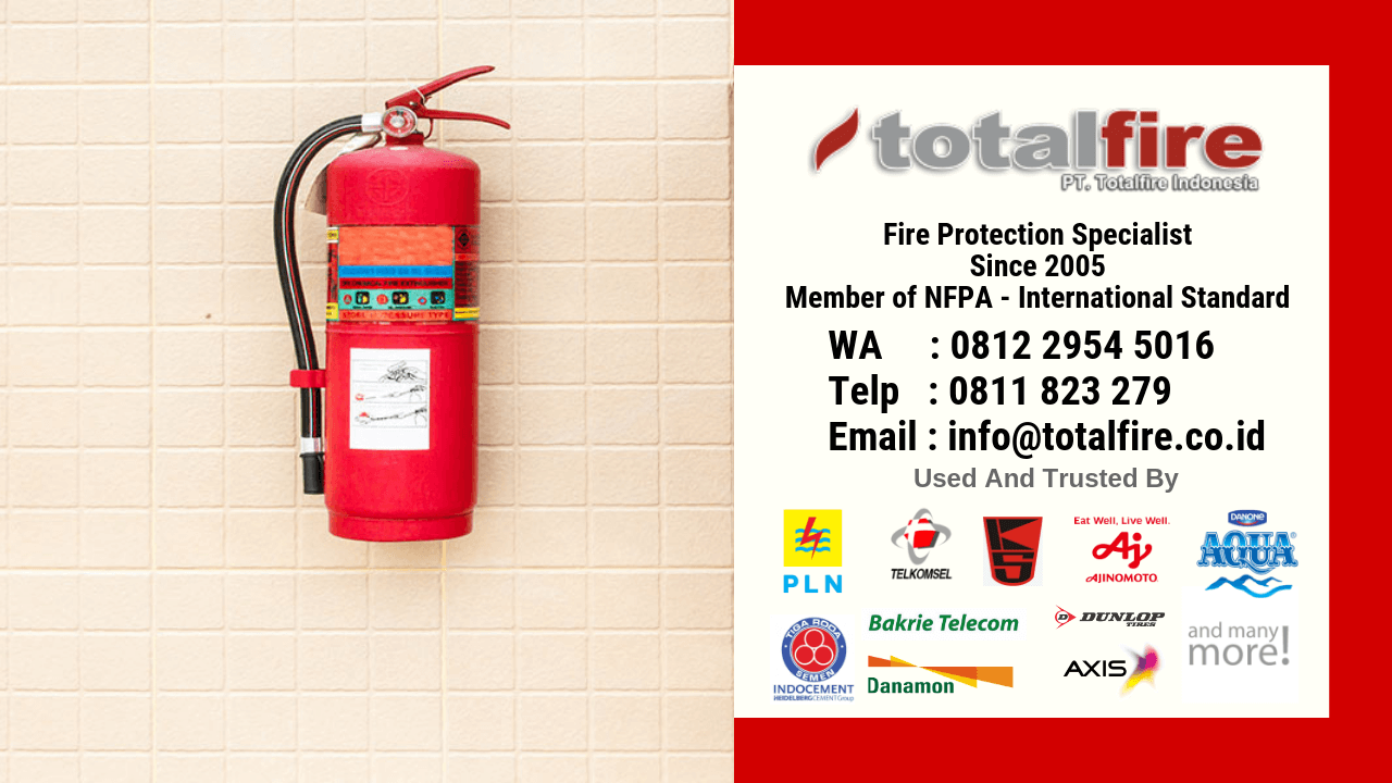 Fire Protection Contractor Indonesia Fm200 Smoke detector Fire sprinkler
