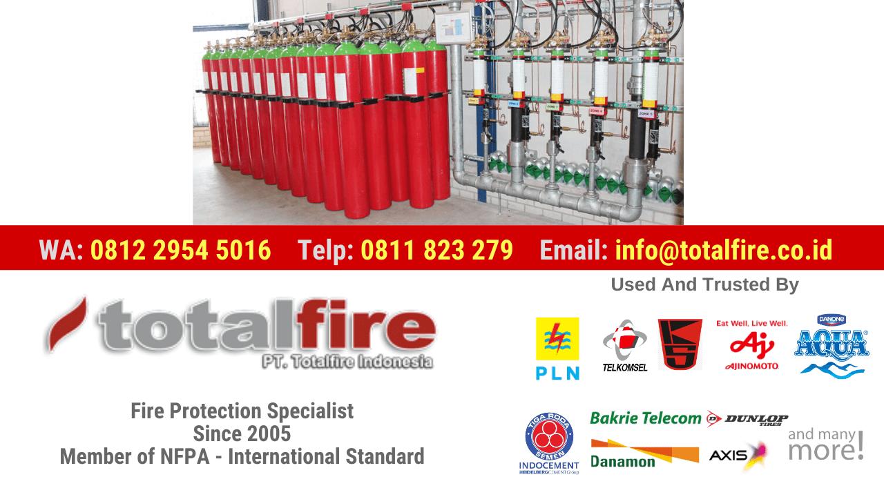 Fire protection adalah kontraktor proteksi api kebakaran