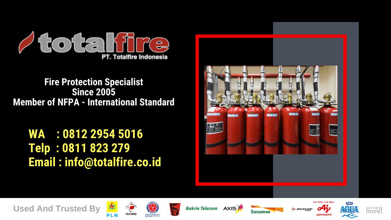 Jenis Sistem Kebakaran Fire Extinguisher  jual grosir detektor api