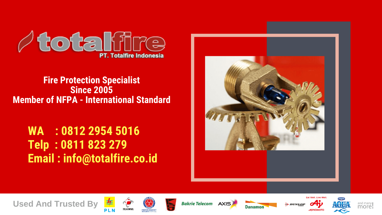 sistem deteksi kebakaran sistem proteksi kebakaran rumah sakit