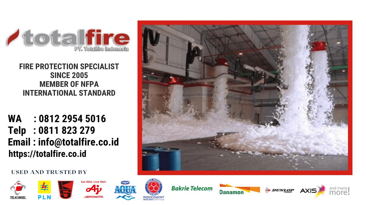 prosedur dan sistem evakuasi kebakaran gedung, pabrik, gudang, bank