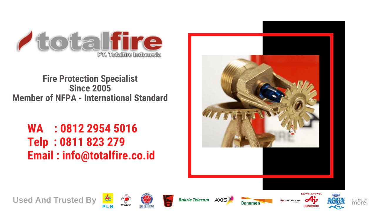 instalasi sistem proteksi kebakaran