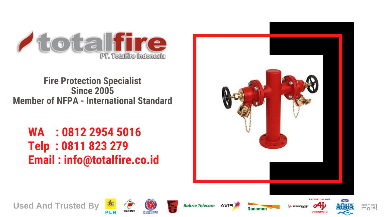 sistem keselamatan bangunan dari kebakaran, pencegah kebakaran